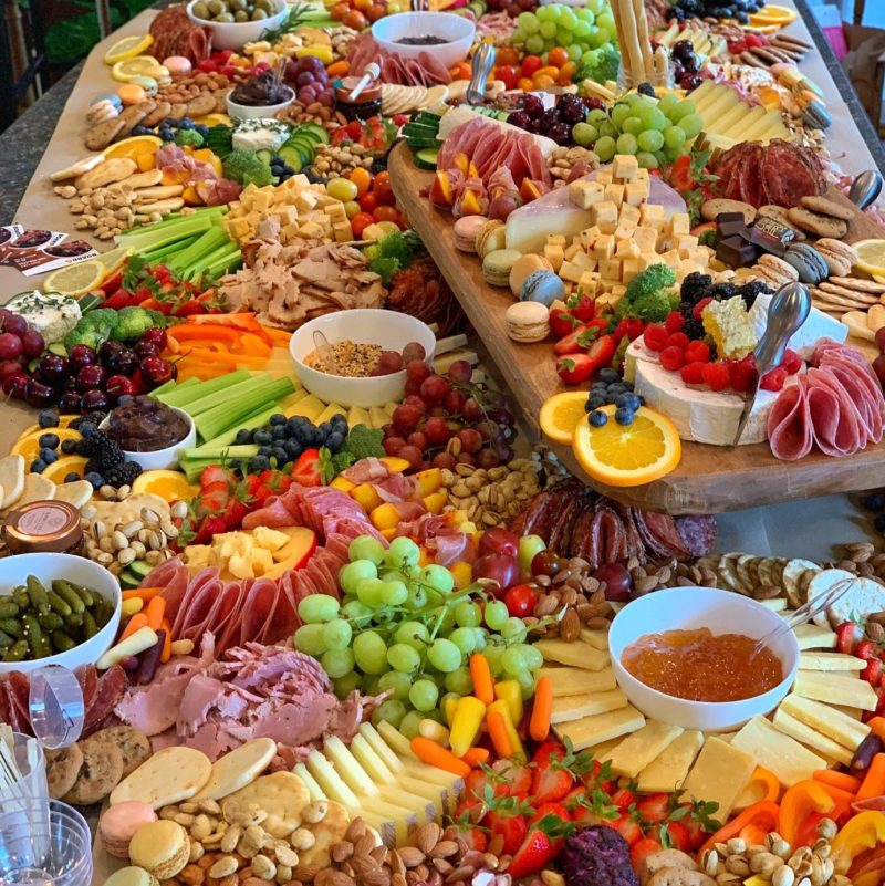 Grazing Table - 100